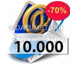 10000 Envíos de Email con DATUMSENDER