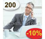 200 Llamadas Comerciales