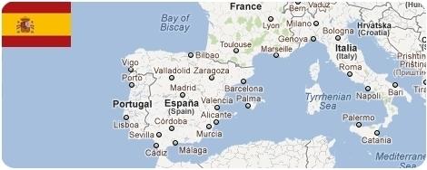 Bases de datos de EMPRESAS en ESPAÑA (SECTORES)