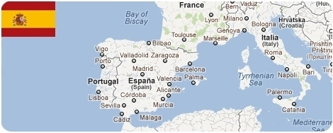 Databases of COMPANIES based in SPAIN (SECTOR)
