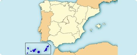 Canarias (islas)