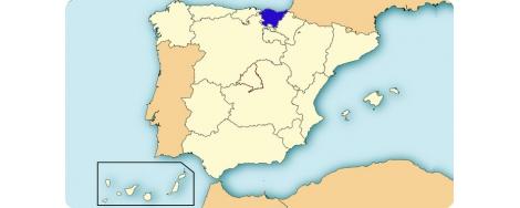 País Vasco.