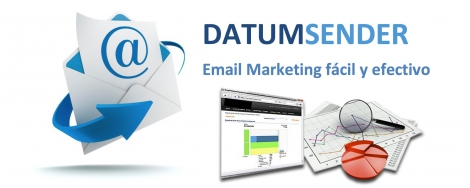 Effective Email Marketing with DATUMSENDER