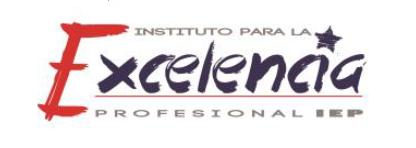 Instituto de excelencia profesional